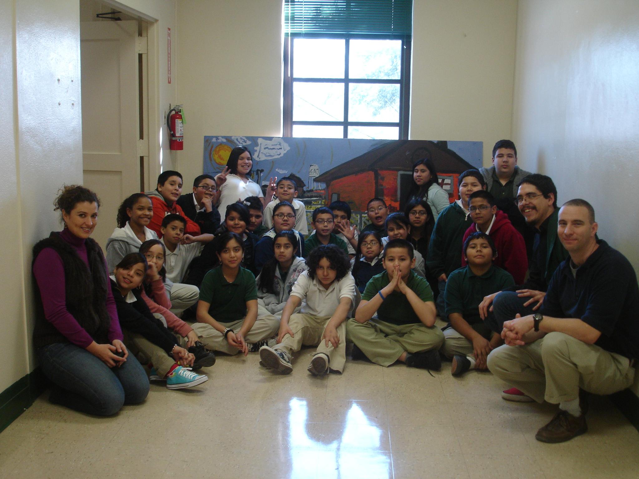 El Placazo Community Newspaper and Mentor Program/Teen Mentor Initiative